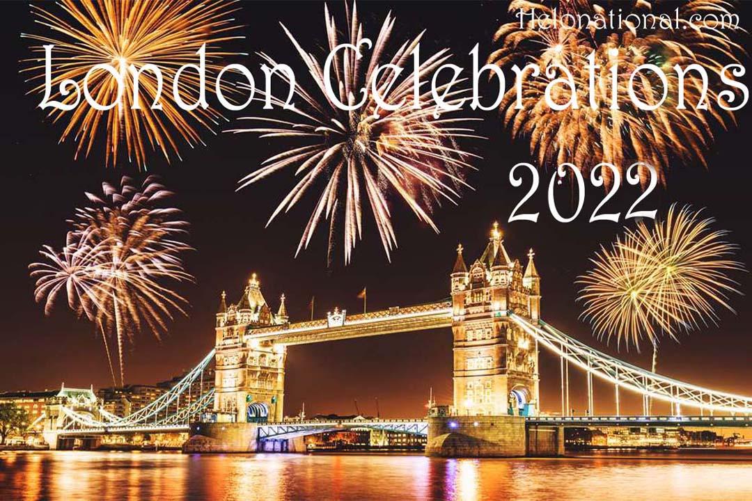 Happy New year 2022 Celebration