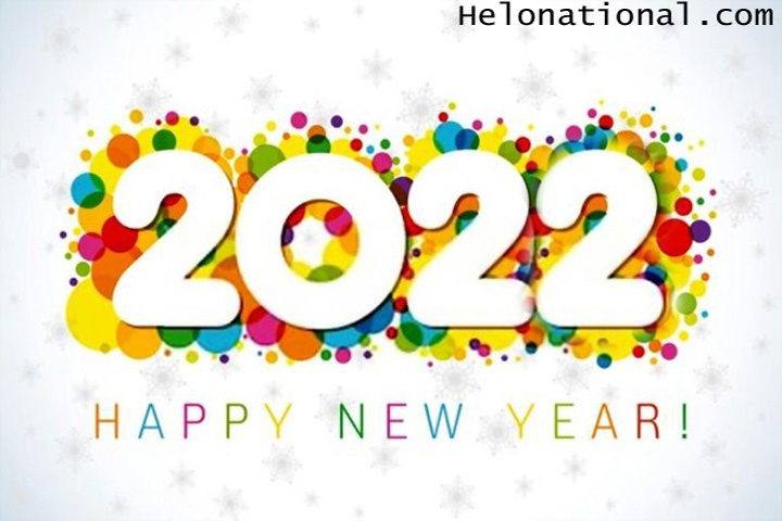 New Year 2022 Clipart