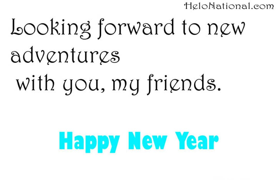 New Year 2022 Wishes for Friends