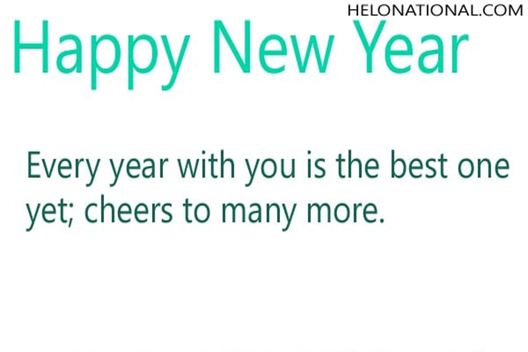New Year Best Wishes Quotes