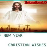 Christian Happy New Year 2022 Wishes, Messages | Religious Wishes |