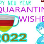Happy New Year Wishes 2022 for Covid 19   New Year Wishes on Quarantine