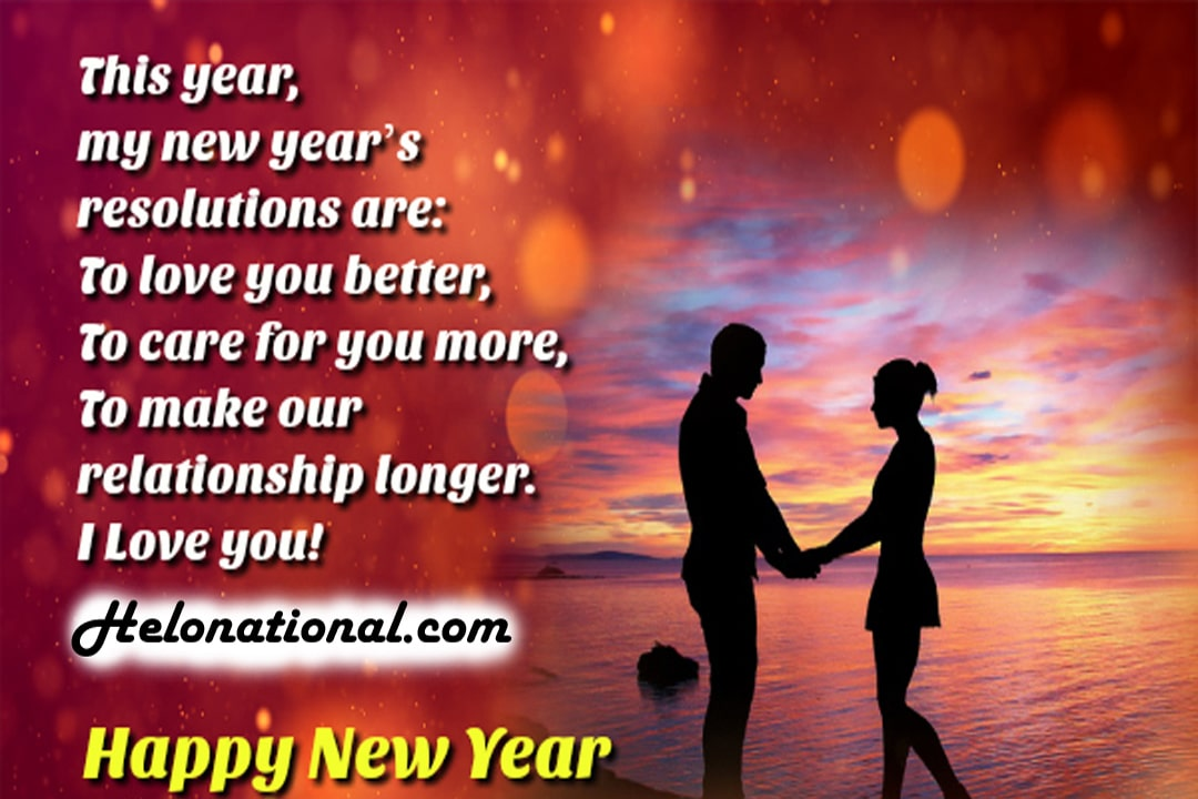 New Year Quotes Wishes for Couples