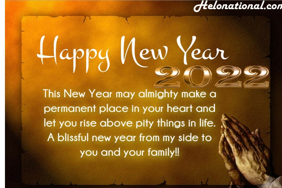 New Year Quotes for parents