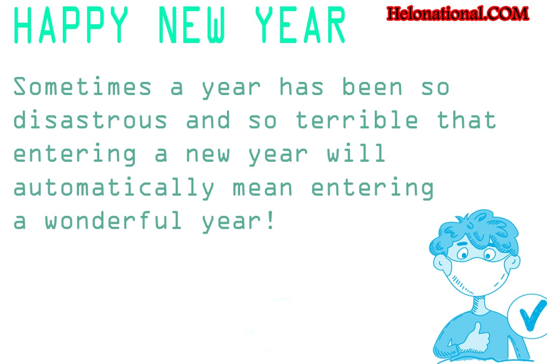 New Year Vaccination Wishes
