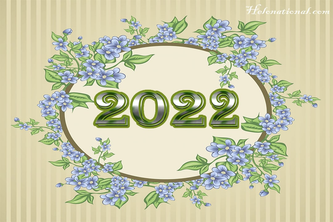 New year background images 2022